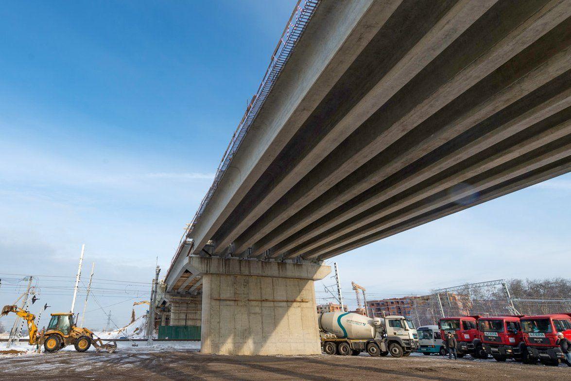Южная рокада войдет в состав дорожного кольца из четырех магистралей