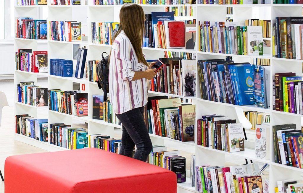 Библиотеку в Орехове-Борисове Южном превратят в современный культурный центр. Фото: сайт мэра Москвы