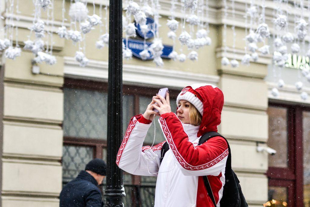 """Теплые воздушные массы придут с юго-востока. Фото: Ирина Хлебникова, """"Вечерняя Москва"""""""