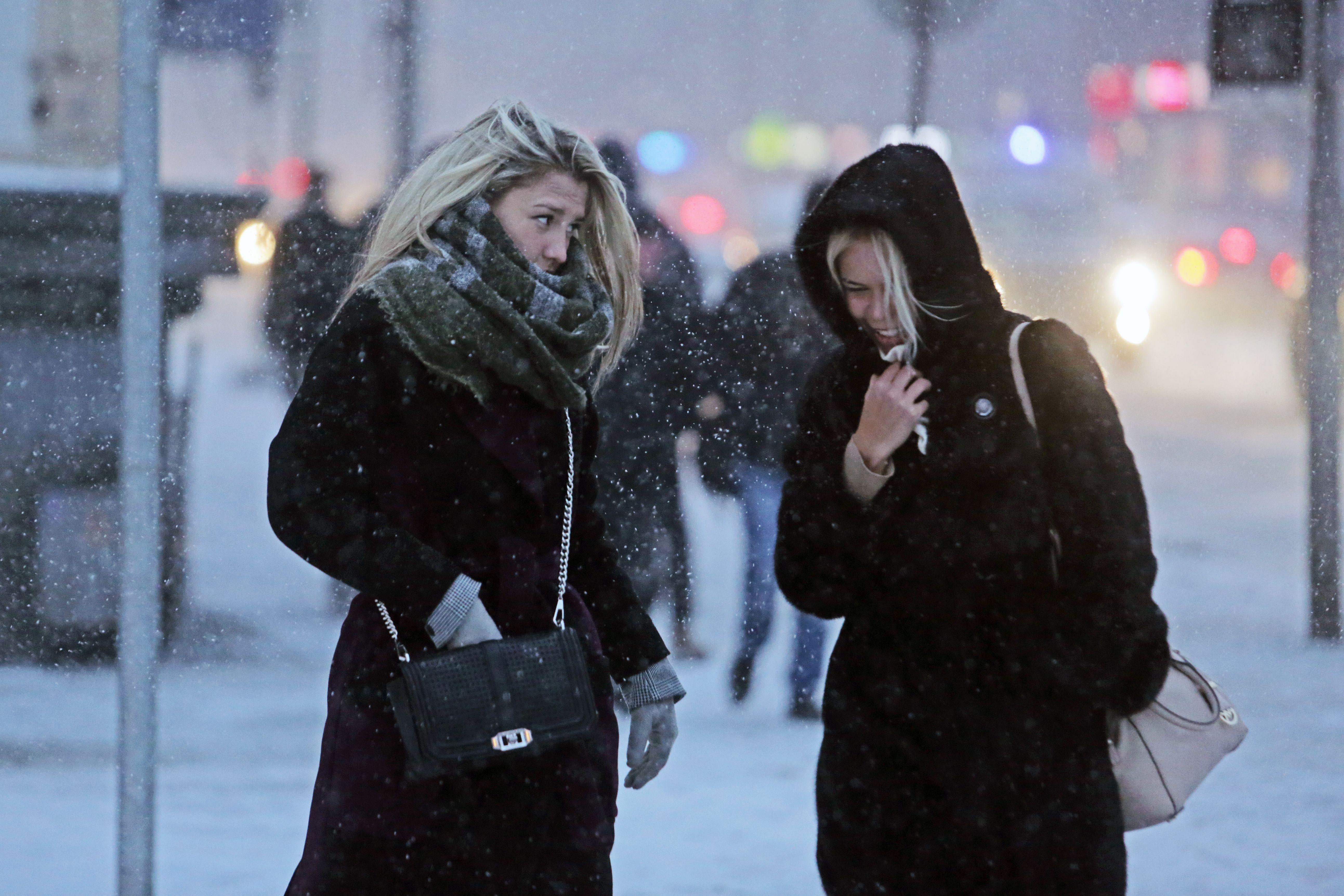 Метель и морозы вернутся в Москву с 21 февраля