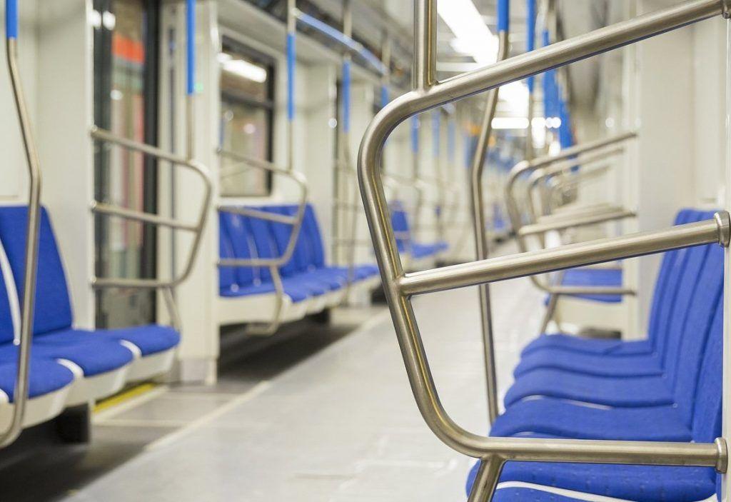 Тестирование усовершенствованного поезда «Москва» начали в с отличном метро. Фото: сайт мэра Москвы