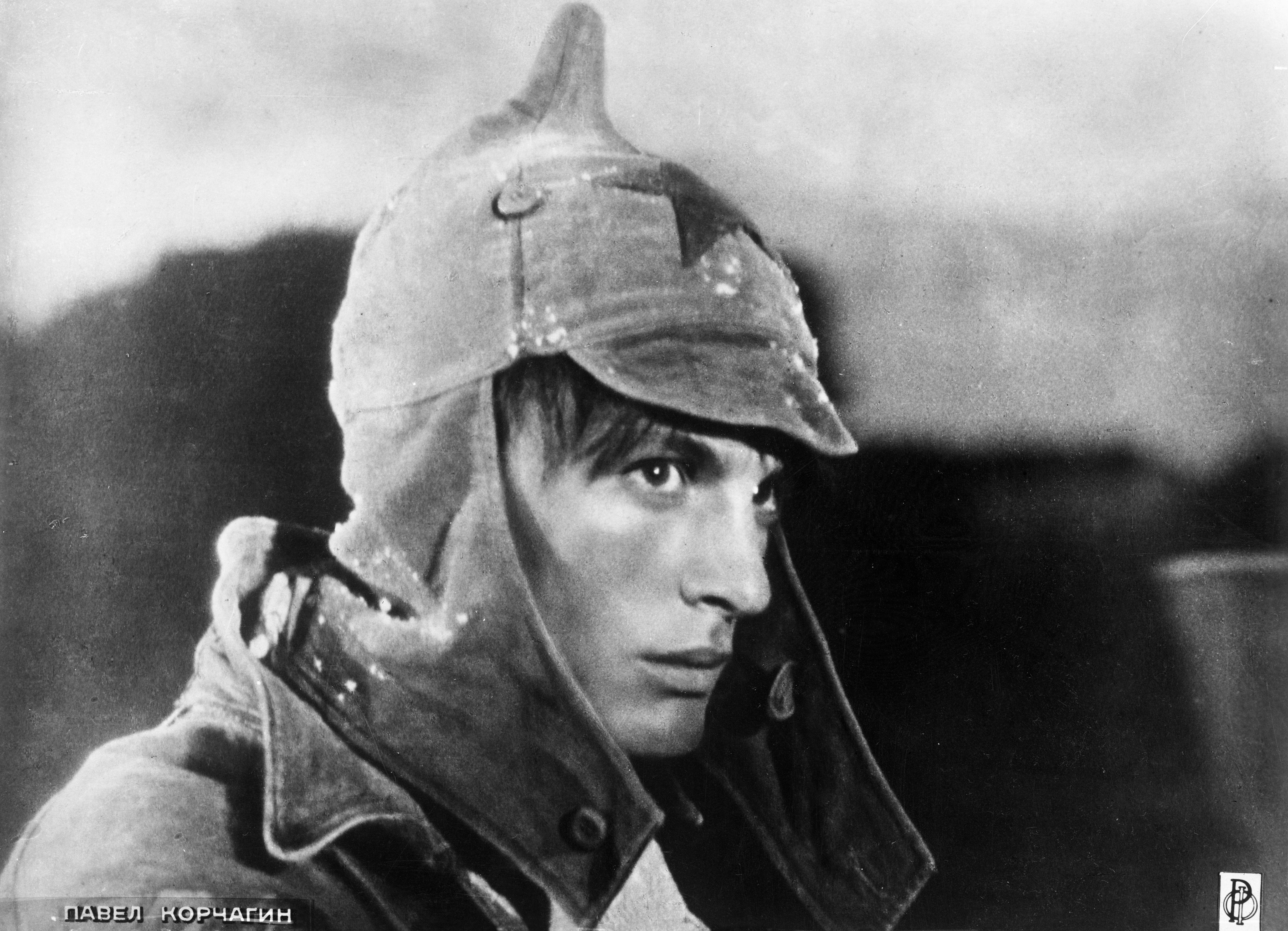 Актер Василий Лано- вой сыграл главную роль в фильме «Павел Корчагин» 1956 года. Фото: РИА Новости