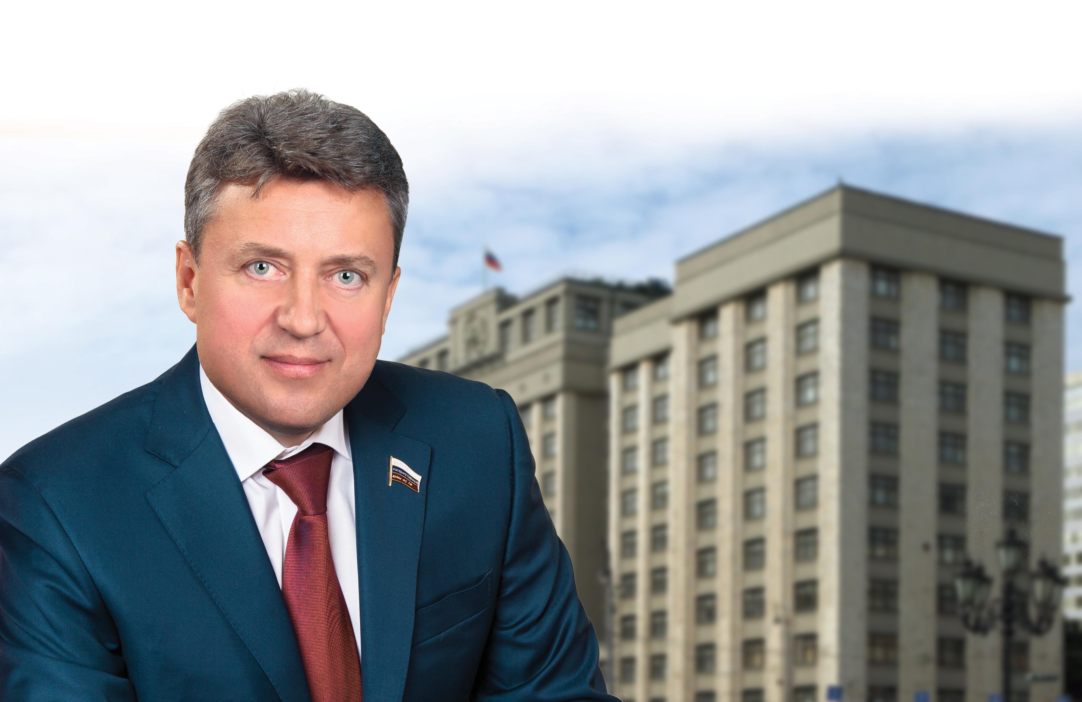 Фото: помощник депутата Государственной Думы ФС РФ А.Б. Выборного Анастасия Медяник