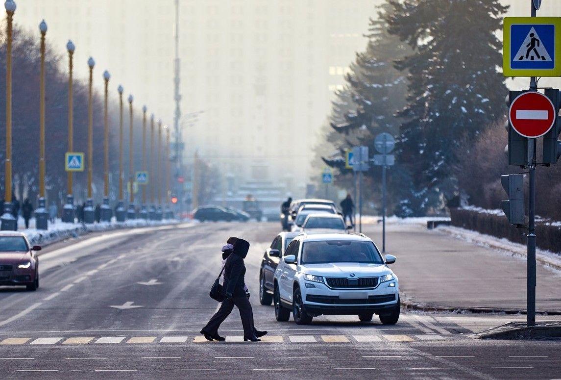 Парковка в столице станет бесплатной в День защитника Отечества