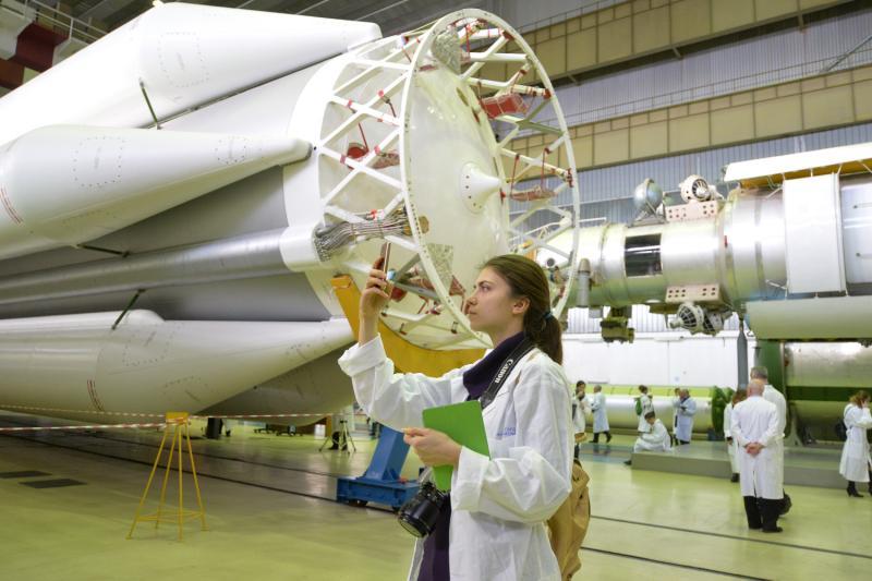 Завод имени Хруничева лучше всего подходит для создания космического центра. Фото: Александр Казаков