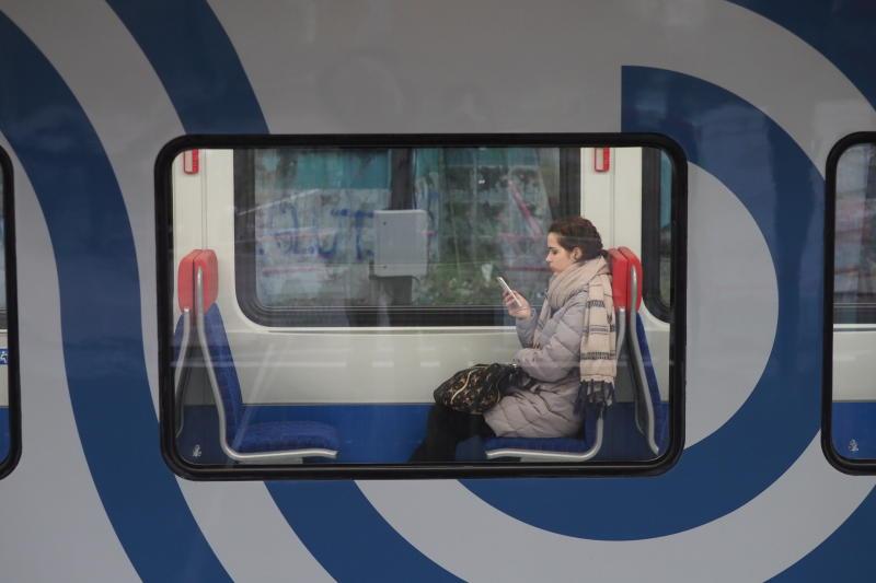 Бесплатный интернет заработал на новых перегонах Солнцевской линии метро