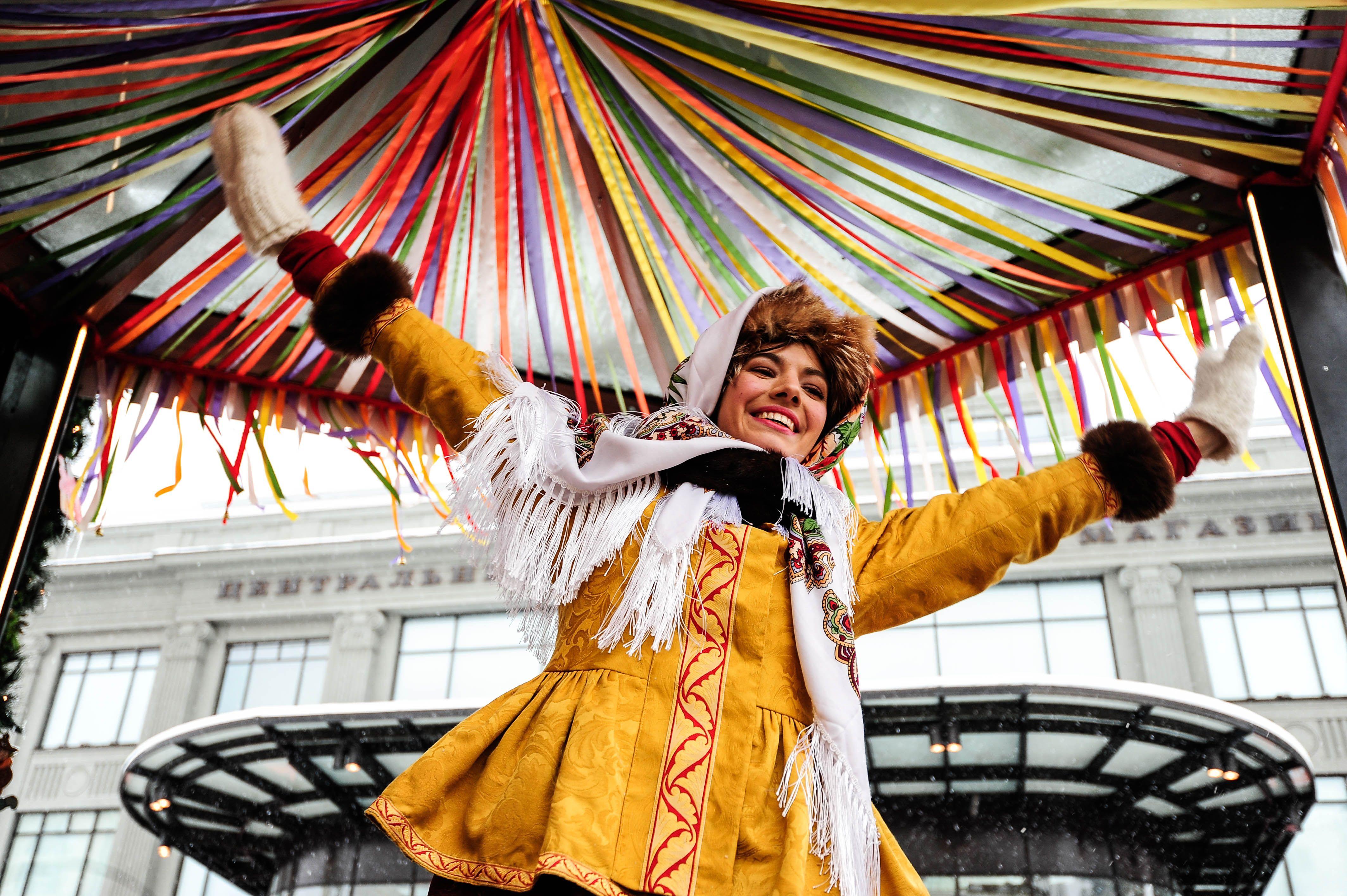 Фестиваль «Московская масленица» соберет 11 кулинарных школ