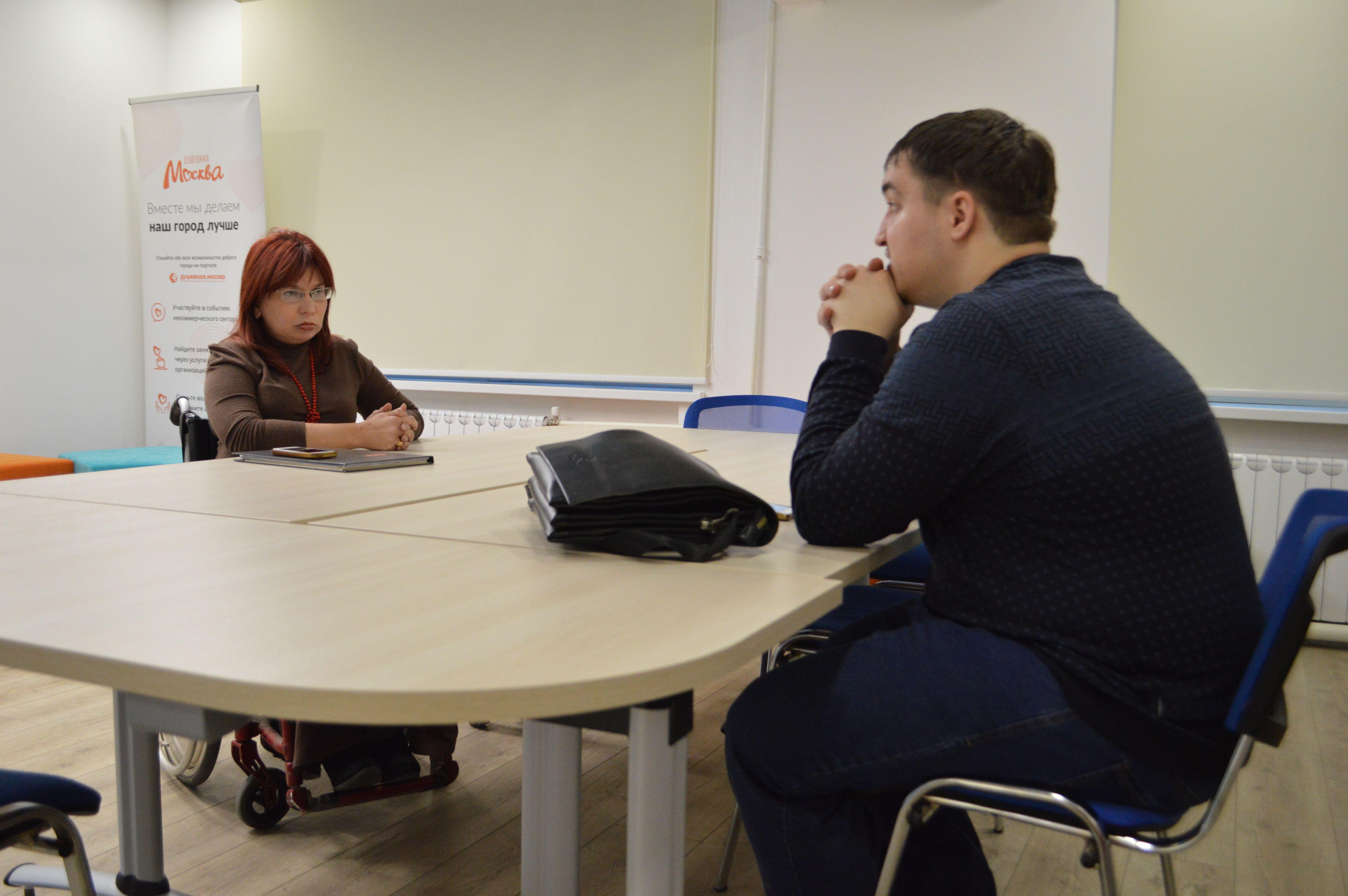 Лекторий на тему: «Оформление индивидуальной программы реабилитации и абилитации инвалидов (ИПРА) и получение технических средств реабилитации (ТСР)»