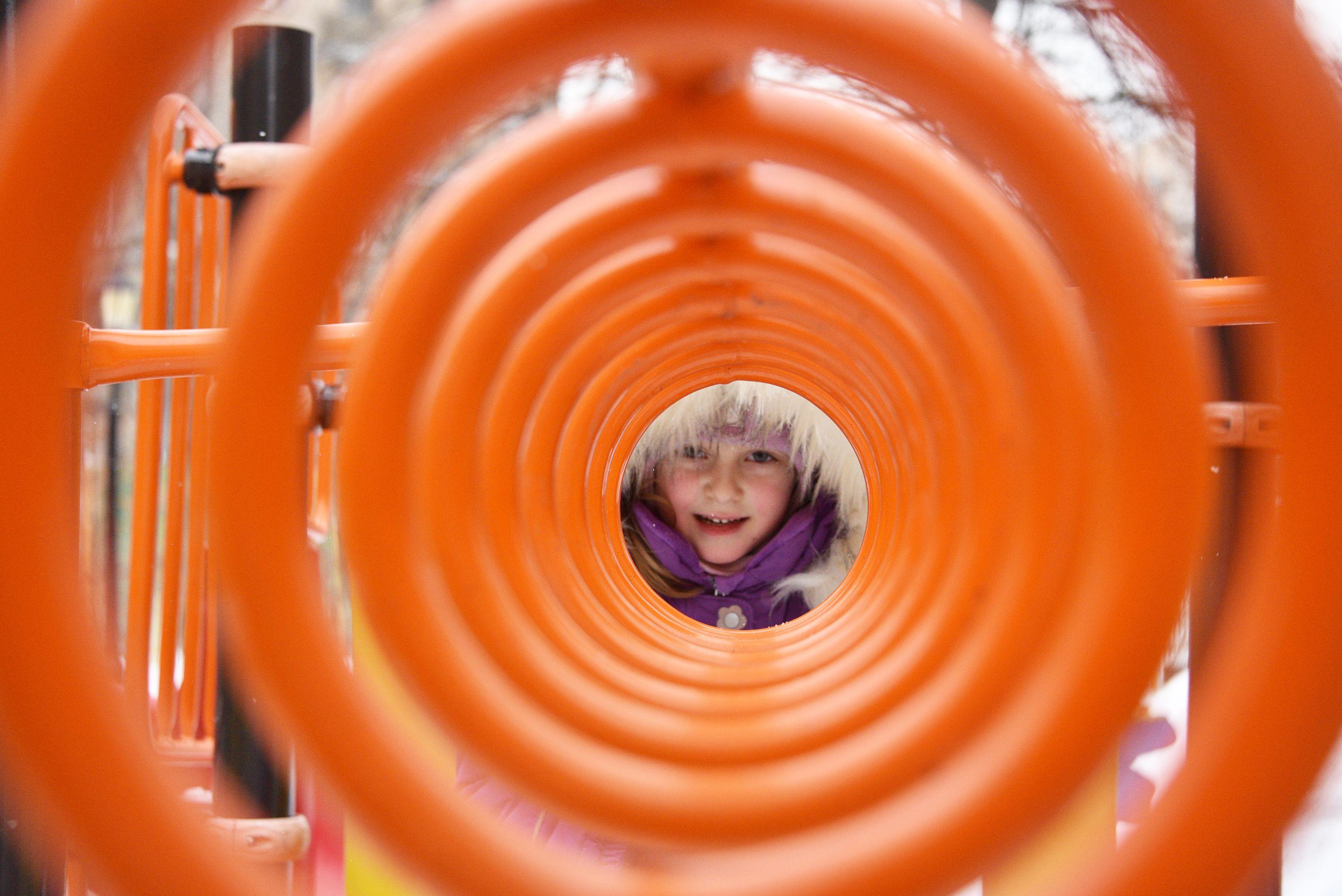 Москва откроет комплекс детских площадок в усадьбе Люблино