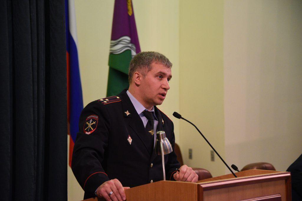 Общее число преступлений в Южном округе снижается. Фото: Пелагия Замятина, «Вечерняя Москва»