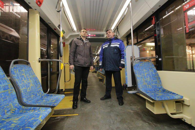 Трамвайное депо откроют на юго-востоке Москвы