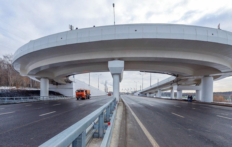 Строительство развязки на Бесединском шоссе продлили до 2020 года