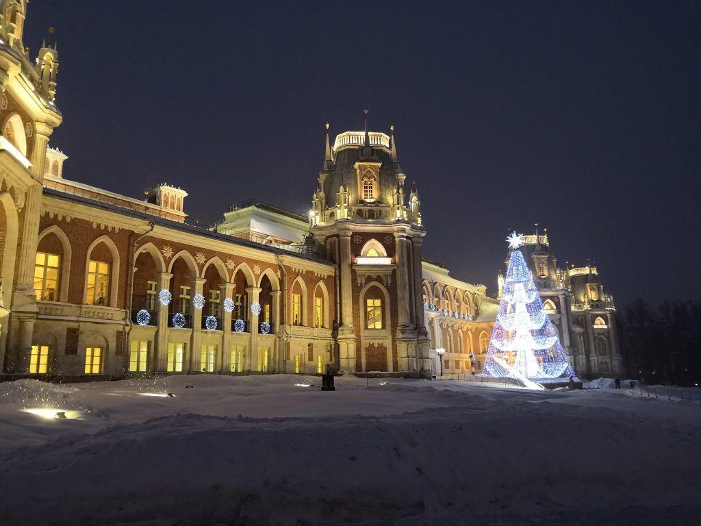 Музей-заповедник «Царицыно» — одно из популярнейших мест Москвы. Фото: Ирина Ковган