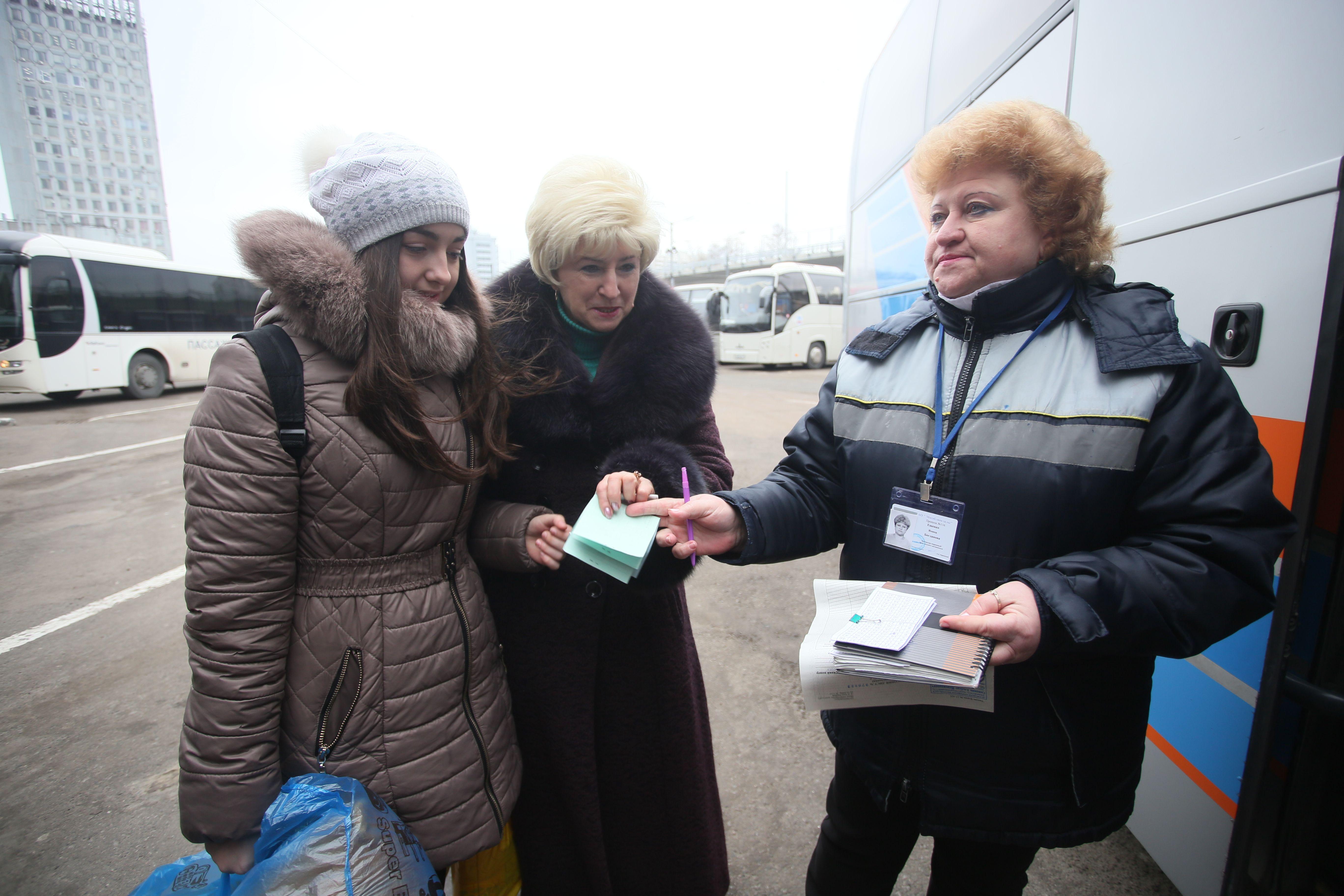 Новые автовокзалы запланировали открыть в Москве