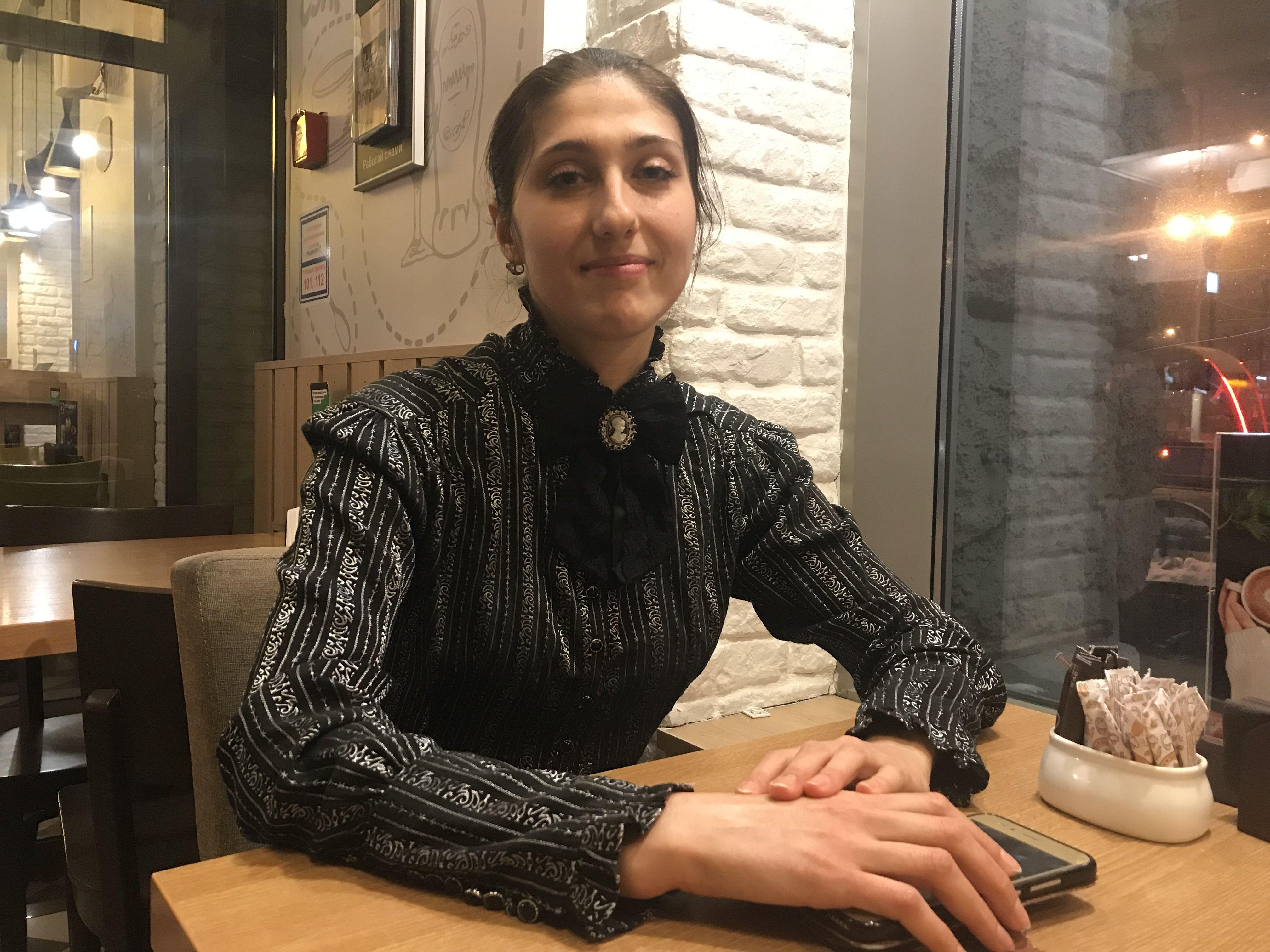 Вера Ушкевич. Фото: Любовь Тимошкина