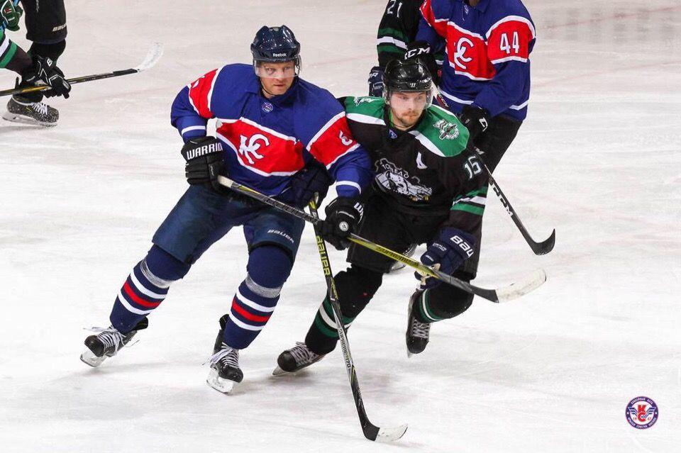 Хоккейный клуб «Торпедо Москва» впервые сыграл в матче за Кубок Сетуни