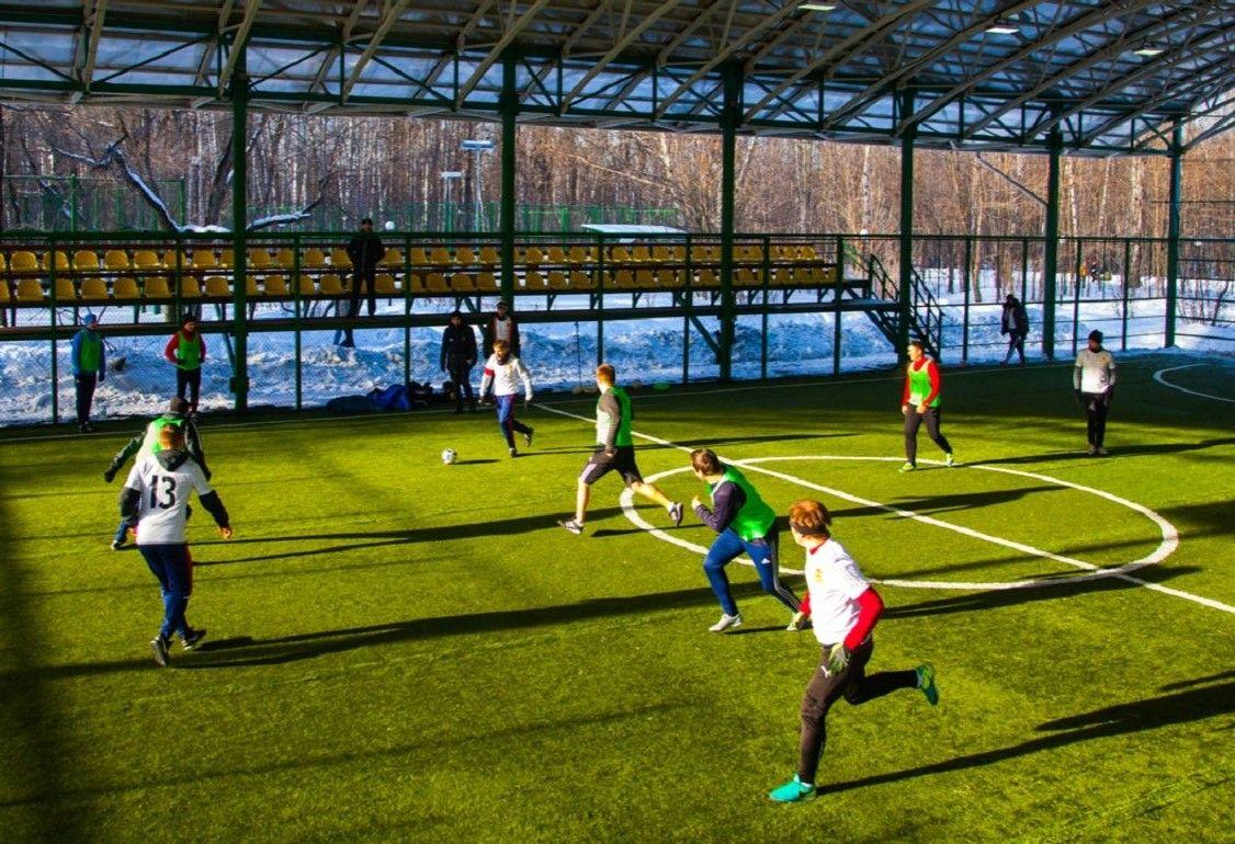 Представители Молодежной палаты Чертанова Северного организуют турнир по футболу