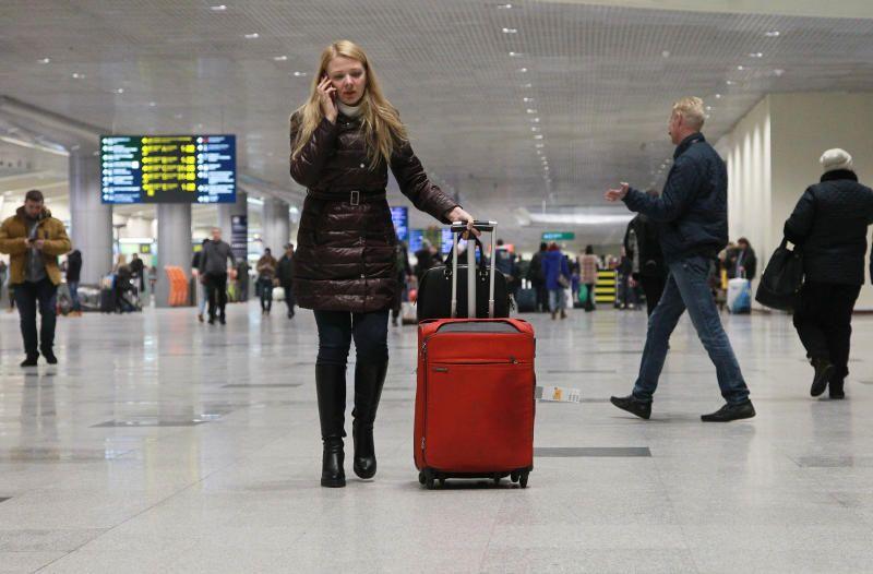 Маркировка багажа позволит сократить число потерь на 70 процентов. Фото: Наталия Нечаева