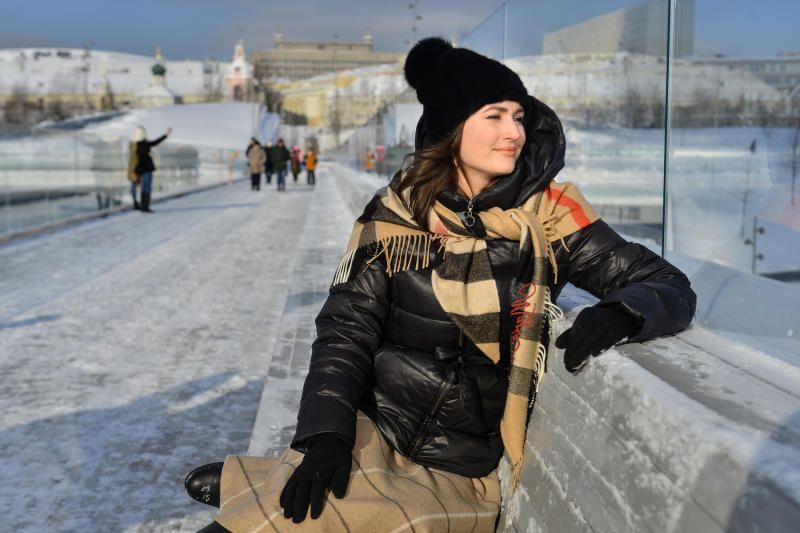 Воскресный день принесет в Москву легкий мороз