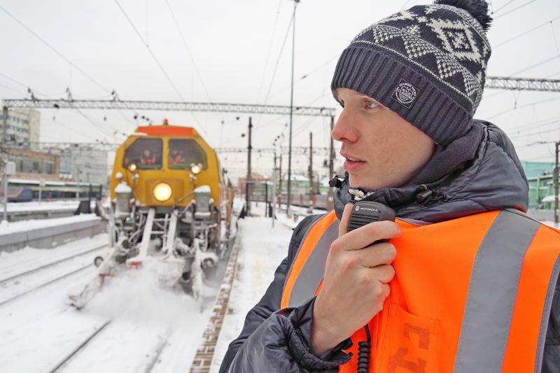 Московские дороги расчистят от снега