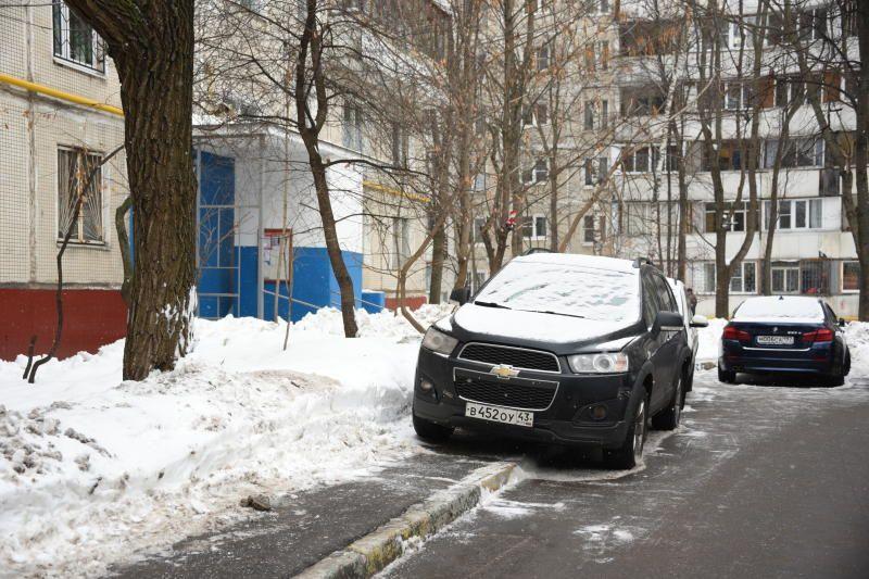 Москвичей предупредили об опасности неправильной парковки
