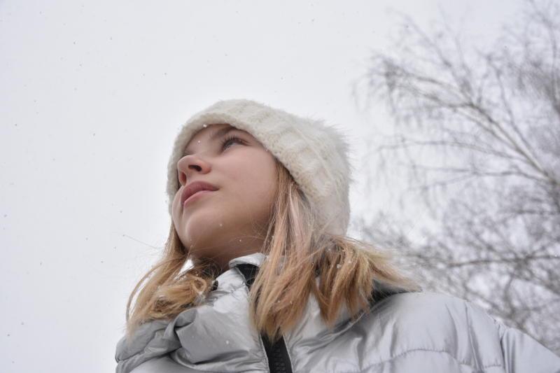 Жителям Москвы пообещали теплые и снежные выходные