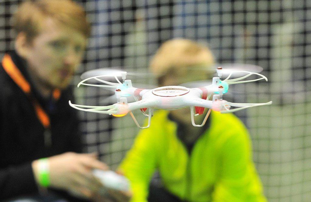 Жителей юга научат управлять дронами. Фото: сайт мэра Москвы