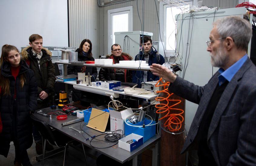 Сотрудники Национального исследовательского ядерного университета планируют повысить глобальную конкурентоспособность
