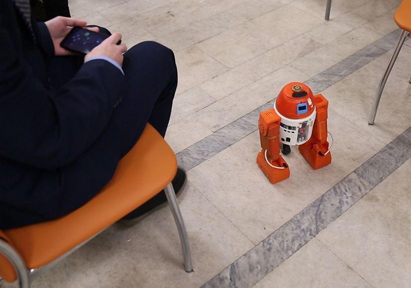 Умные кроссовки и система ориентирования для слепых: какие проекты представили юные исследователи на всероссийском конкурсе научных работ. Фото: официальный сайт НИЯУ «МИФИ»