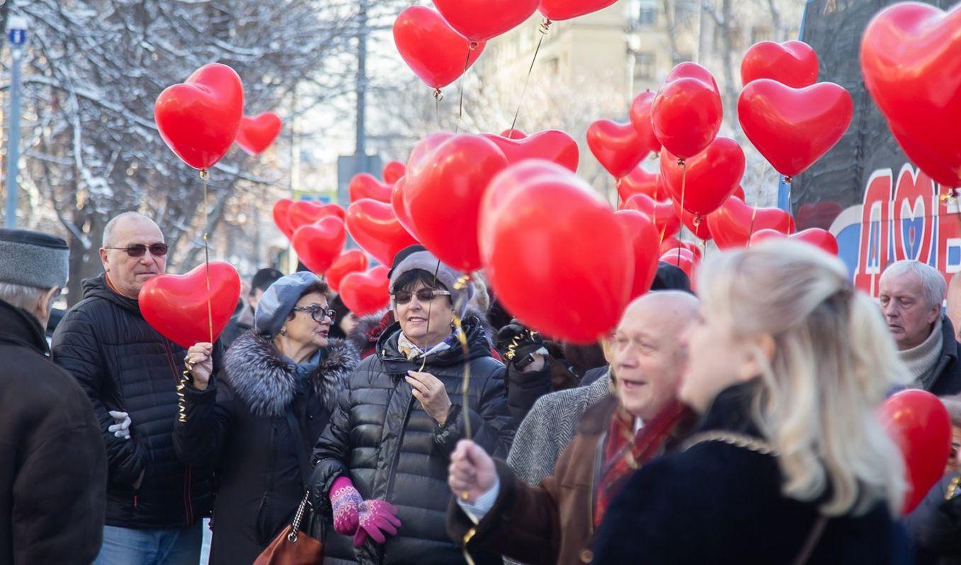 Более десяти пар сложилось между участниками проекта «Московское долголетие» за год