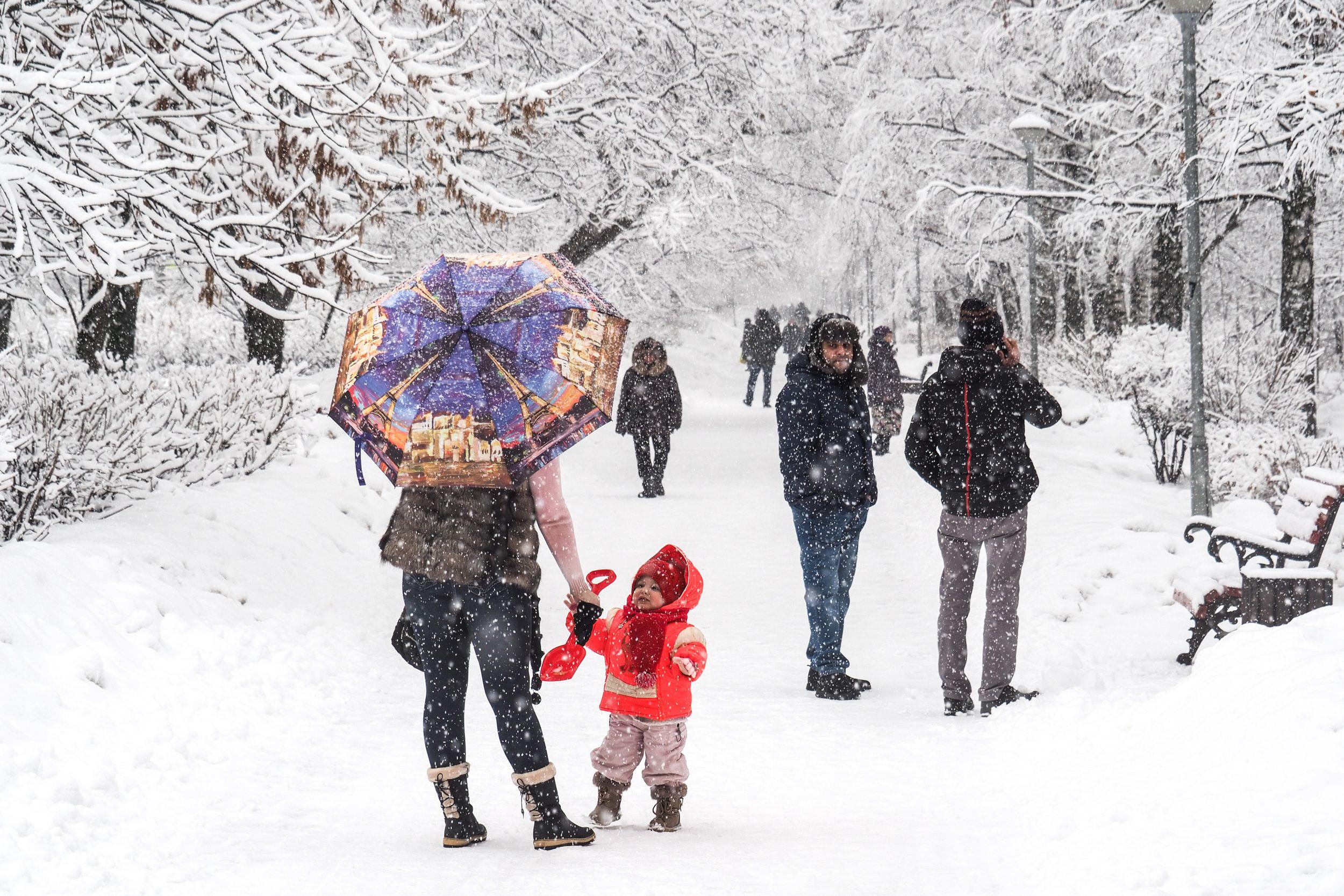 Синоптики рассказали, когда в Москву нагрянут 12-градусные морозы