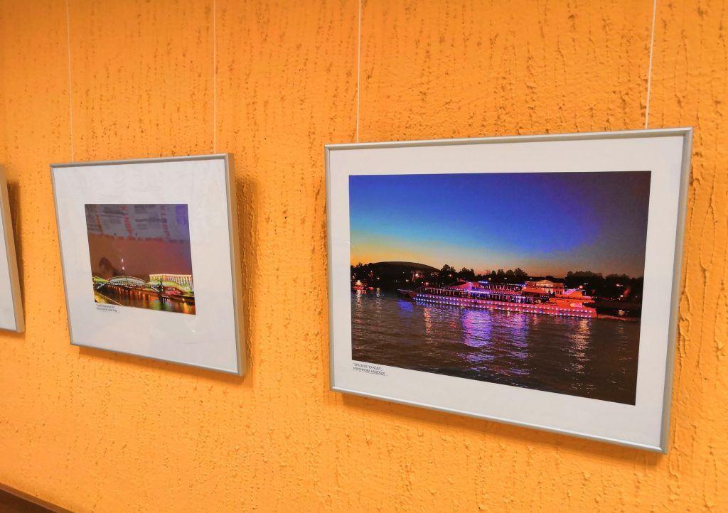 Необычные фотографии столицы представили в «Москворечье». Фото предоставили сотрудники пиар-службы Культурно центра «Москворечье»