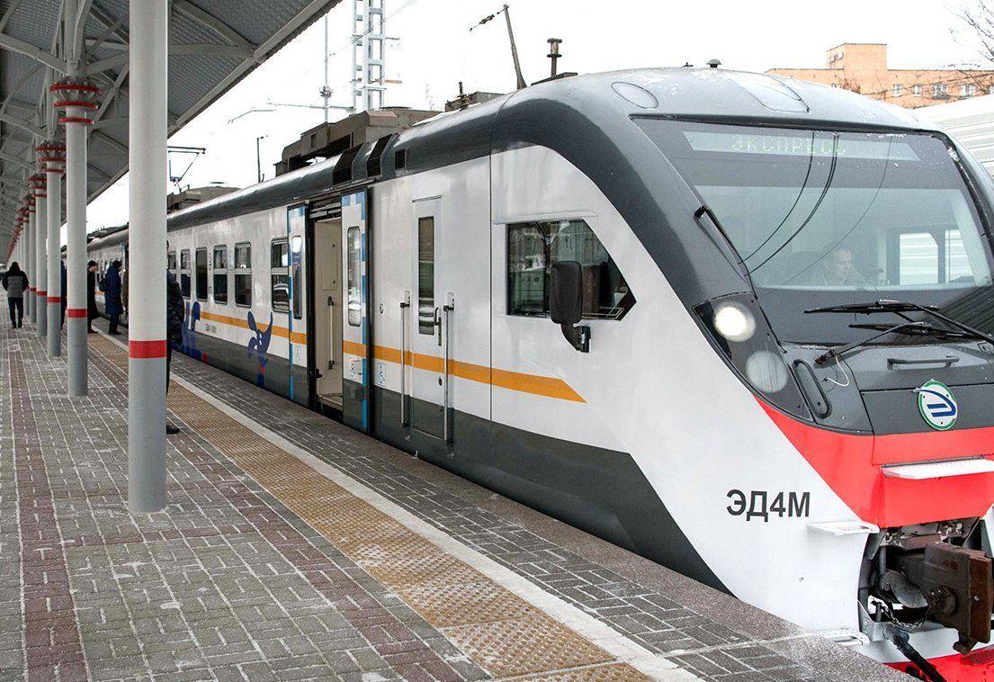 Расписание электричек Павелецкого направления Московской железной дороги изменится