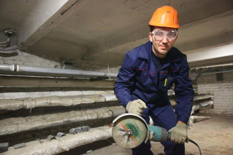 Капитальный ремонт двух домов проведут в районе Царицыно