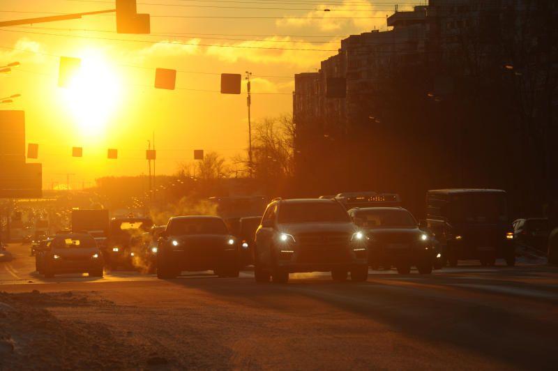 Водителям сообщили о новых изменениях движения на Бесединском мосту. Фото: Александр Кожохин, «Вечерняя Москва»
