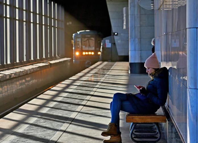 Станция «Домодедовская» вошла в список самых востребованных точек отправления пассажиров. Фото: сайт мэра Москвы