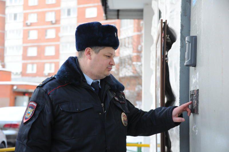 Полицейские в районе Чертаново Южное задержали подозреваемую в краже денежных средств
