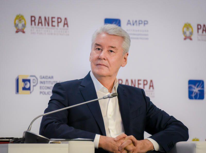 Собянин рассказал о развитии столичных технопарков