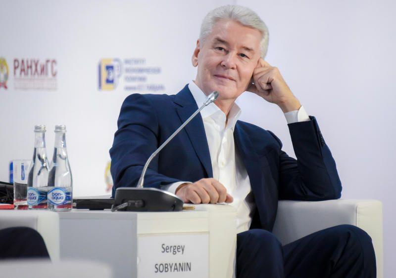 Собянин пригласил москвичей на фестиваль «Московская Масленица»