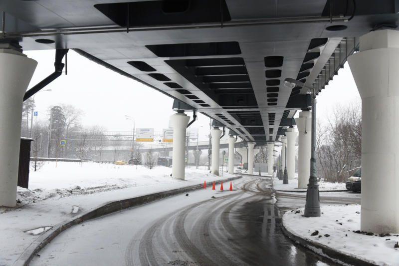 Эстакаду на Дорожной улице построят до конца 2019 года. Фото: Владимир Новиков, «Вечерняя Москва»