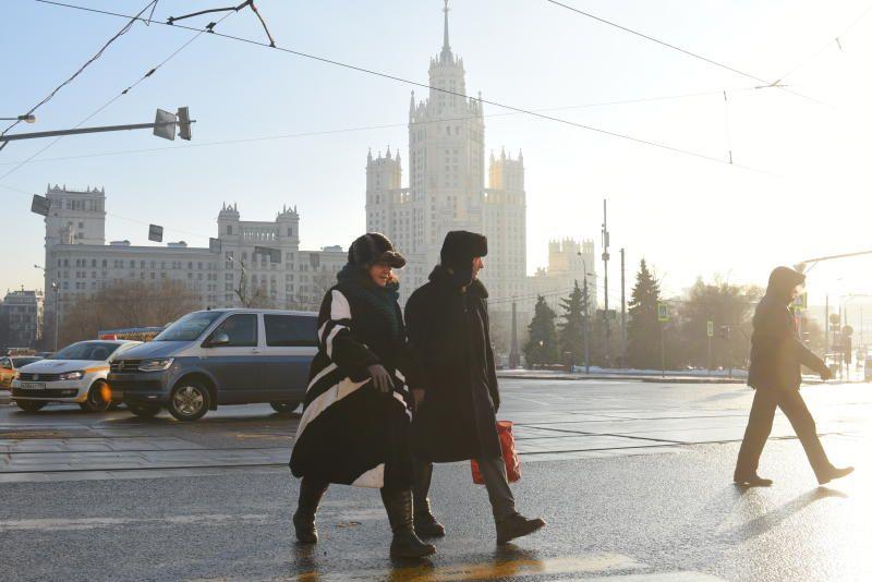 Москва формирует новые принципы благополучия пенсионеров. Фото: александр Кожохин, «Вечерняя Москва»