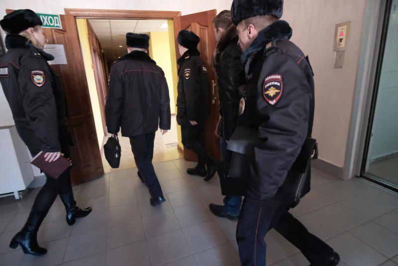 Полицейские УВД по ЮАО задержали подозреваемого в покушении на кражу