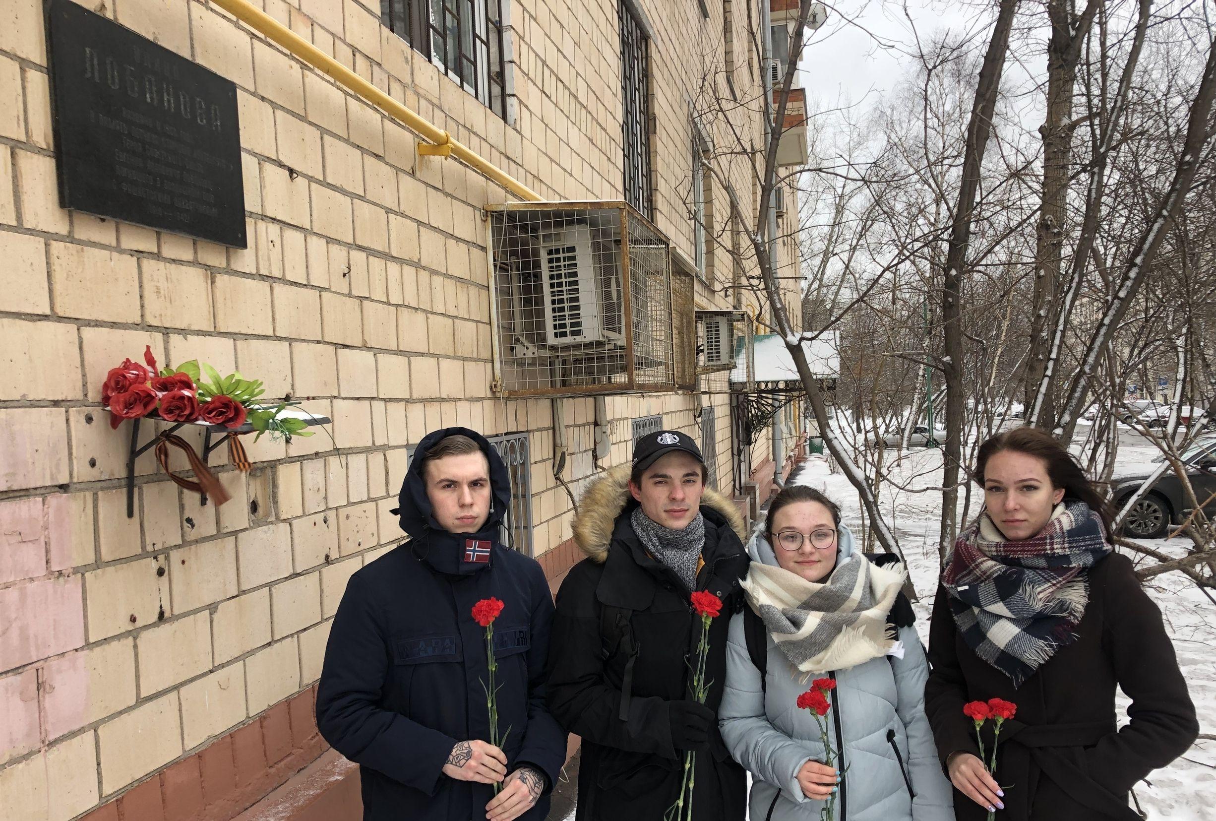 Мемориально-патронатную акцию провели в Даниловском районе