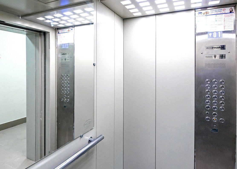 Специалисты заменят свыше 1800 старых лифтов в жилых домах столицы