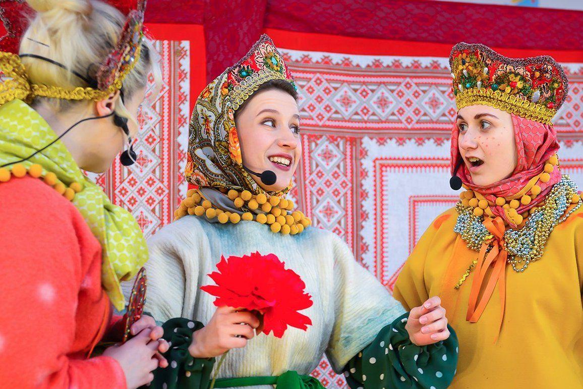 Петровские гусляры и «Как Кощей Масленицу искал»: праздничные спектакли покажут на Ореховом бульваре