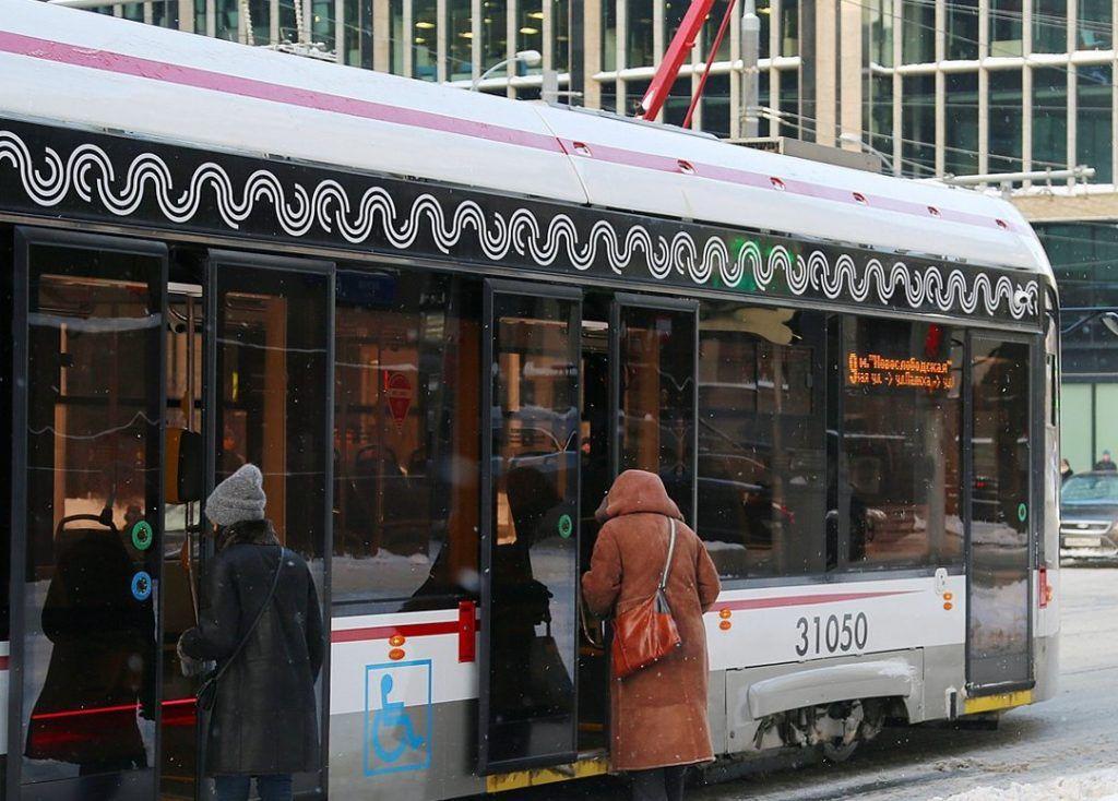 Стали известны примерные сроки строительства Бирюлевской трамвайной линии. Фото: сайт мэра Москвы