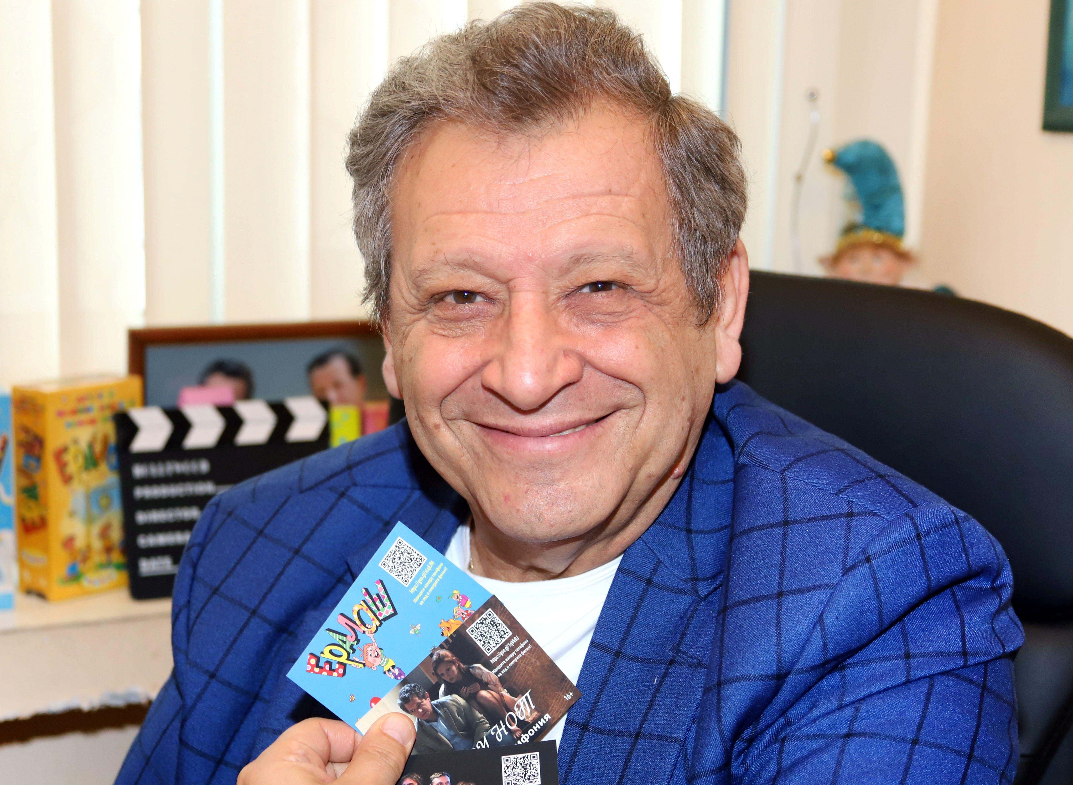 Борис Грачевский: Египтяне называли меня «Мистер Ералаш»