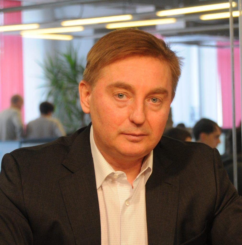На фото глава Департамента природопользования и охраны окружающей среды Москвы Антон Кульбачевский