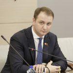 Кирилл Щитов, председатель комиссии по физической культуре, спорту и молодежной политике Мосгордумы