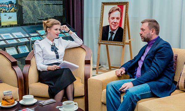 Дмитрий Саблин: Нет задач, которые невозможно решить! Фото: официальный сайт партии «Единая Россия»